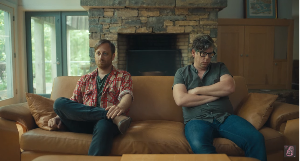 "The Black Keys go to therapy in new music video, ""Go"""