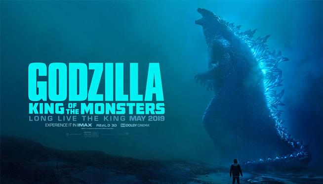 Godzilla: King Of The Monsters Early Screening
