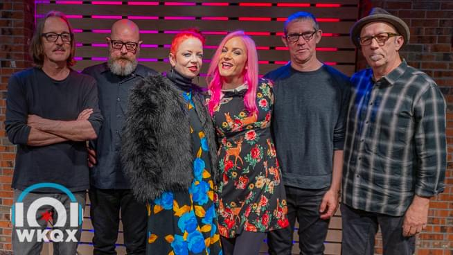 Garbage — Meet and Greet — The Lounge