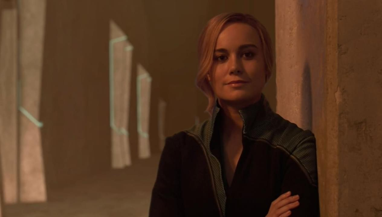 Watch a deleted scene from 'Captain Marvel'