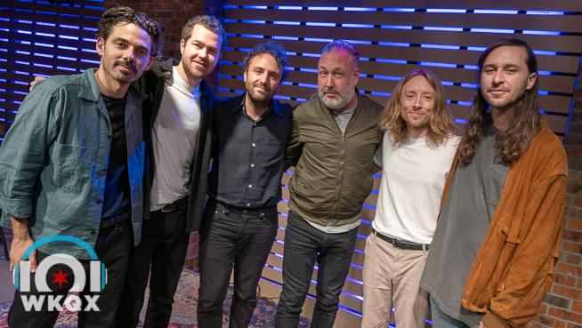 Local Natives — Meet and Greet — The Lounge