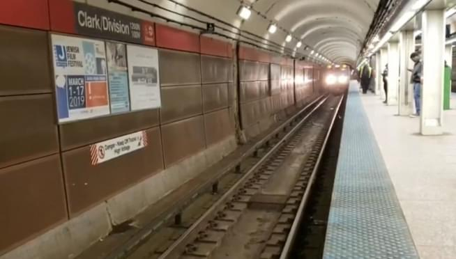 Four Red Line stations will be closed at the same time