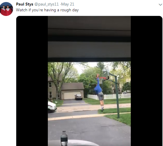 Naperville mail lady is the ultimate hype man