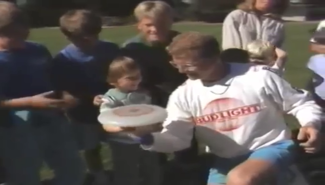 BEHOLD! Watch the Frisbee Champions of 1987
