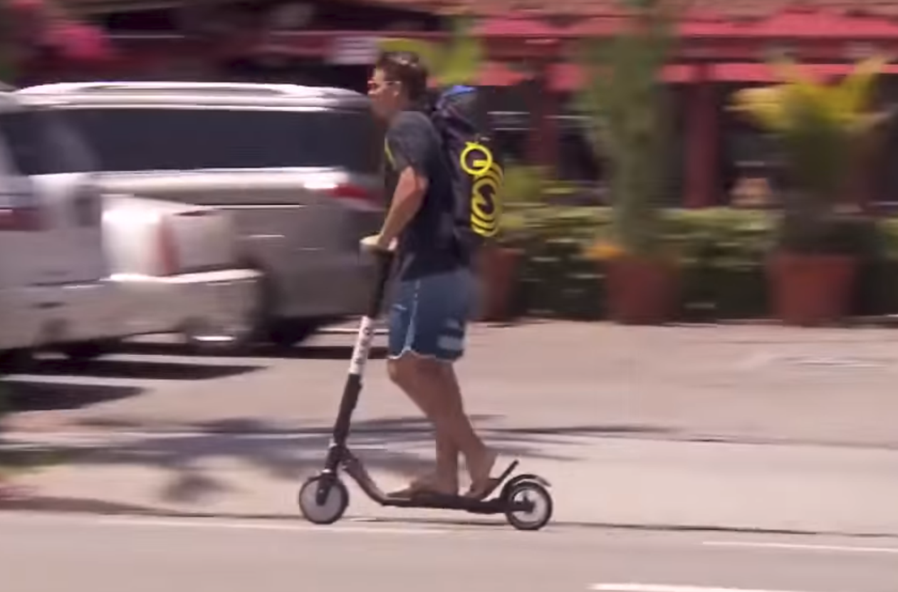 Scooters are coming to Chicago