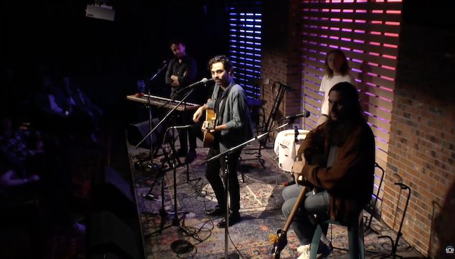 Local Natives Reveals Which Member Has the Best Voice
