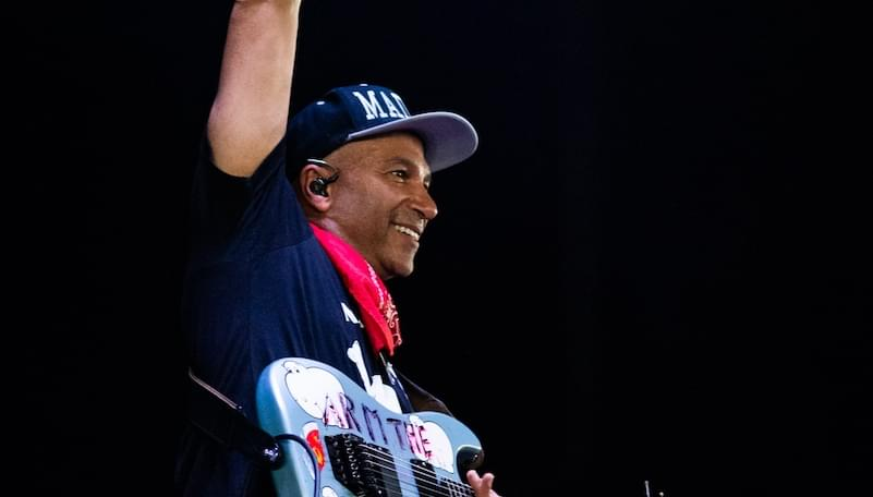 PIQNIQ: Tom Morello