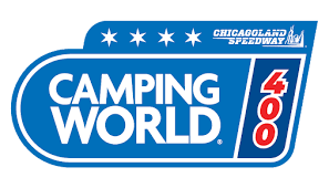 6/30/19- Camping World 400 at Chicagoland Speedway
