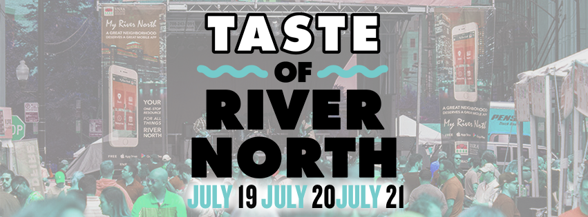 7/19/19-7/21/19 – Win Smashing Pumpkins tickets at Taste of River North