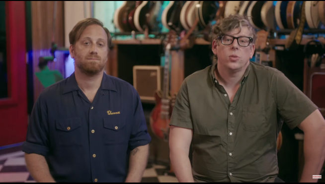 "The Black Keys hilariously ""teach you music"" — thanks to Funny or Die."