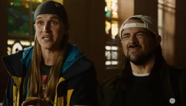 The Jay and Silent Bob reboot trailer is HERE!