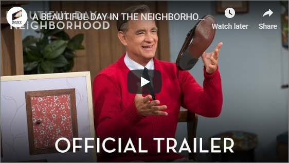 Tom Hanks channels the beloved Mister Rogers in new trailer