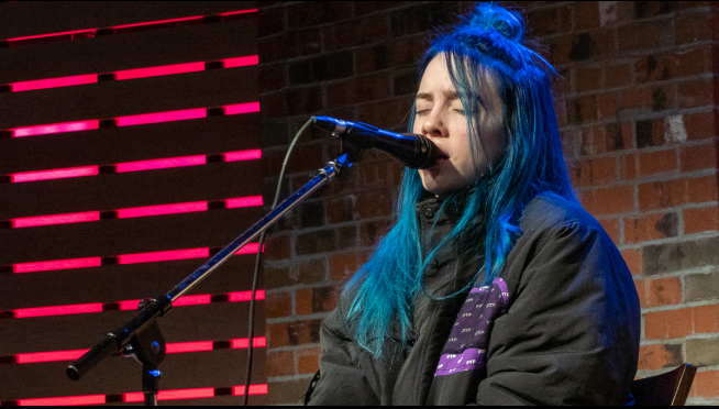 What would Billie Eilish sound like — as Green Day?