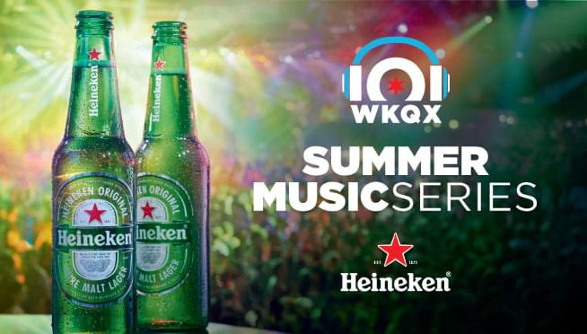 8/24/19 – Win a Heineken Guitar or Catfish and the Bottlemen Tickets from Heineken and WKQX.