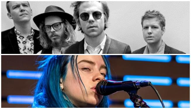 WHOA, Are we getting a Cage the Elephant & Billie Eillish collaboration?!