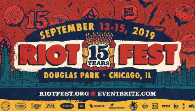 Top 10 RIOT FEST Performances that you can not debate at all