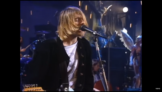 """Nirvana makes """"Live and Loud"""" available — YouTube, vinyl, & streaming."""