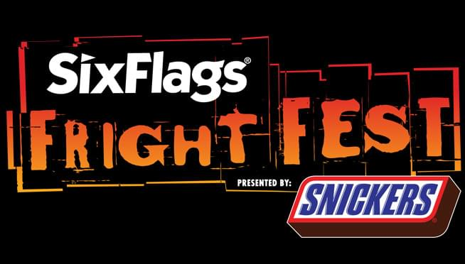 Six Flags Great America: Fright Fest!