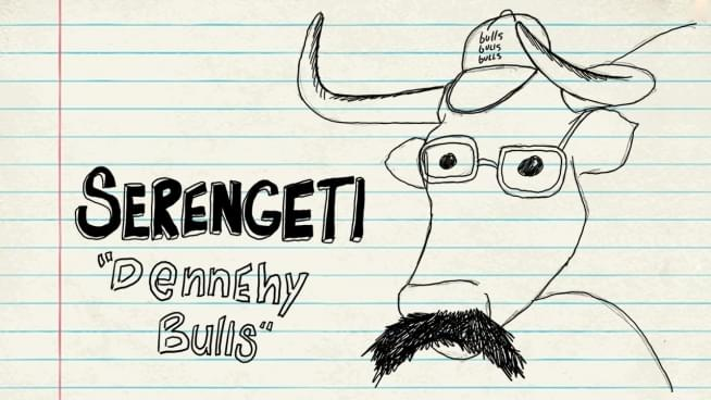 Serengeti remixes the Chicago classic 'Dennehy' for da Bulls