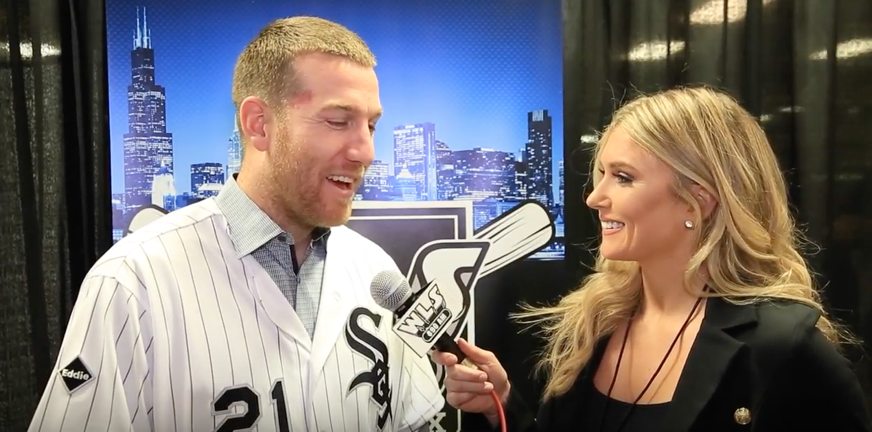 Todd Frazier's role on a rebuilding White Sox team