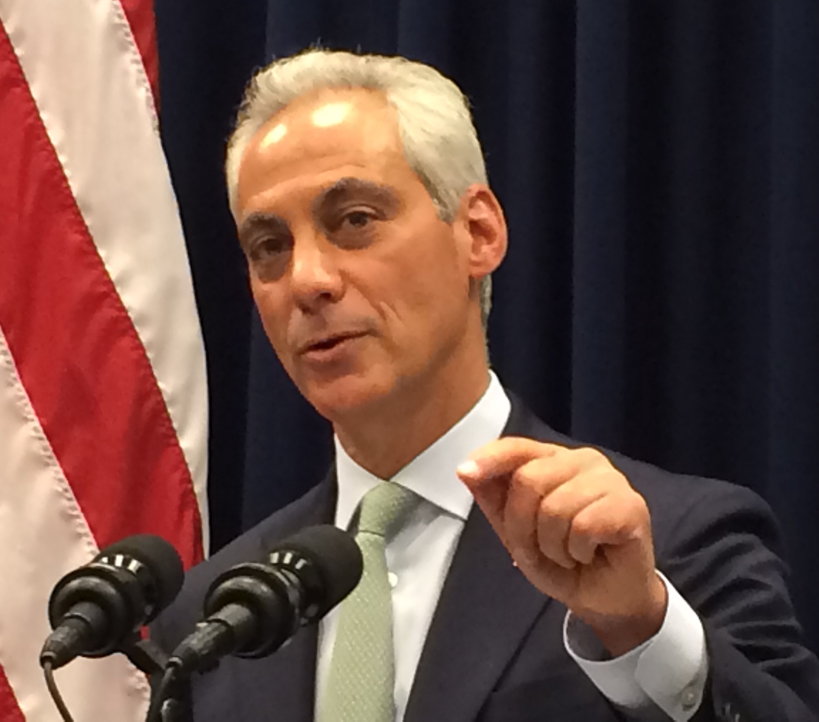 Rahm Emanuel to publish book on 'Why Mayors Run the World'