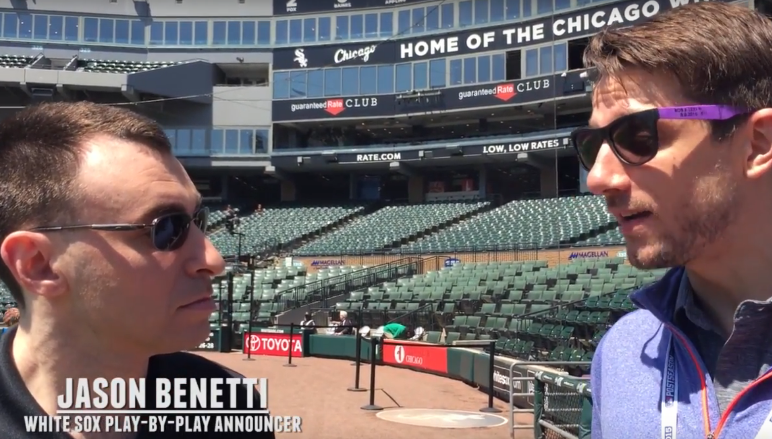 89 Seconds With 890: Jason Benetti
