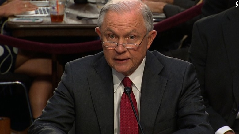 Sessions: Consent Decree Not Needed