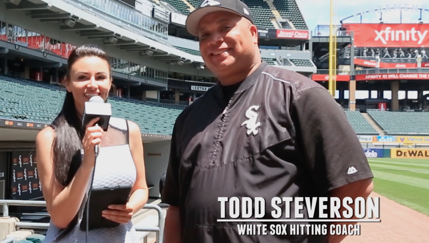 89 Seconds with 890: Todd Steverson