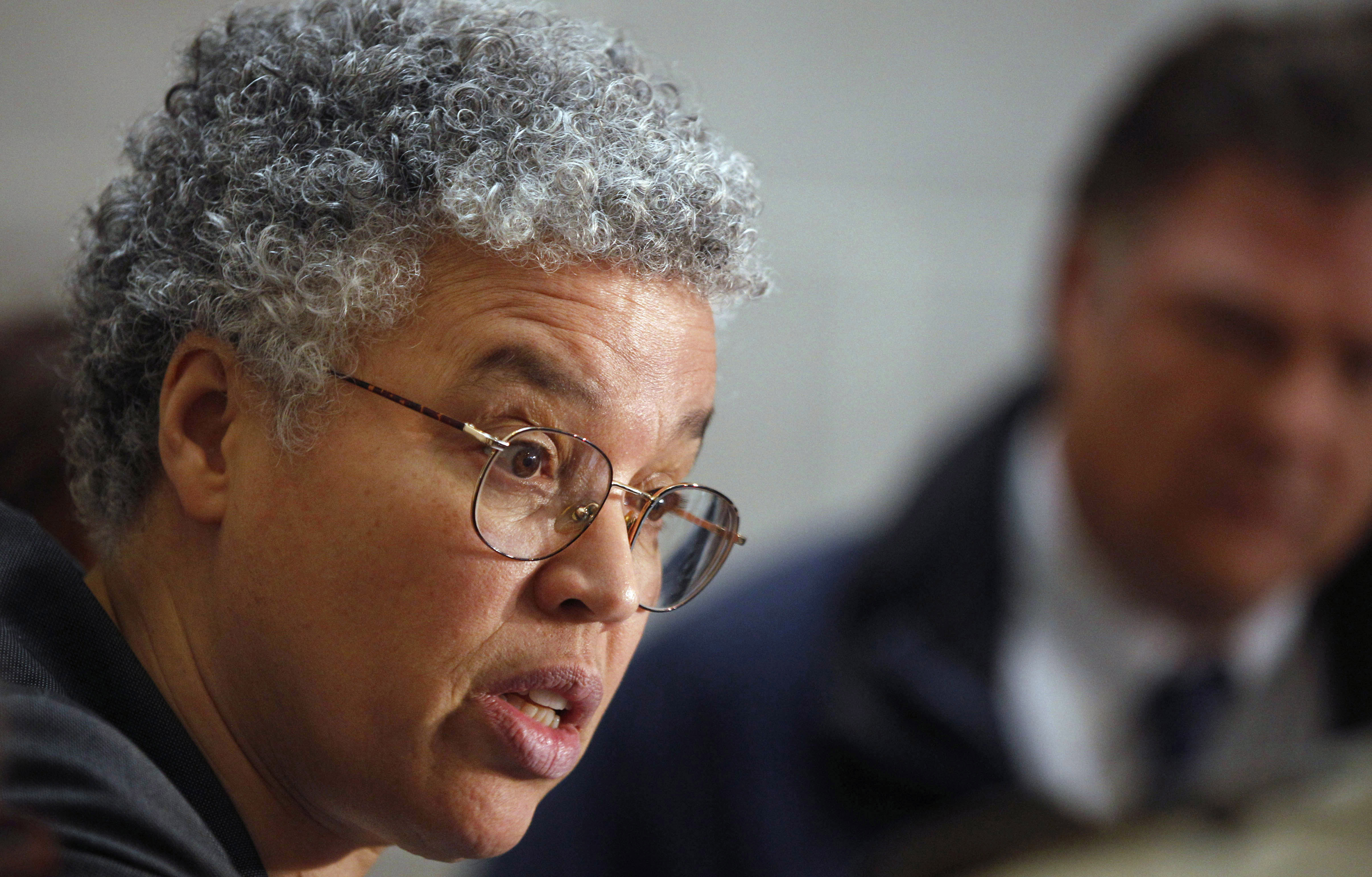 Preckwinkle jumps into Chicago Mayor's race