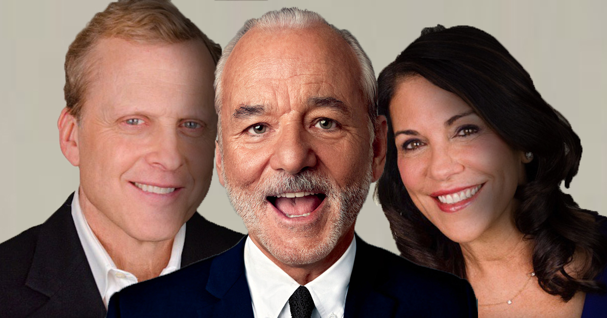 Throwback with Sirott and Murciano and BILL MURRAY – True or False?