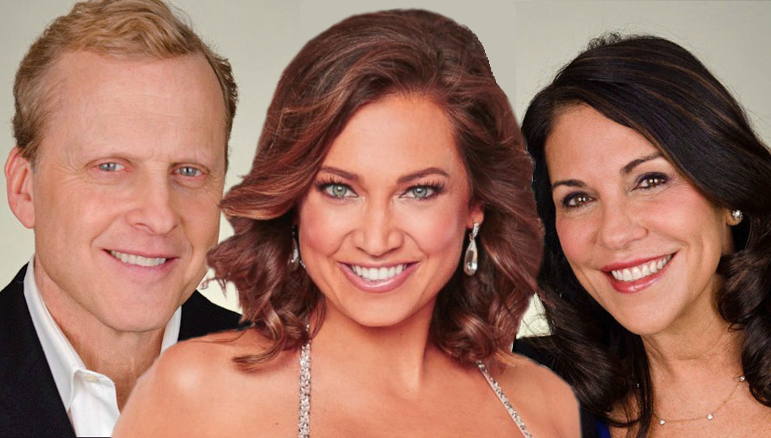 ABC-TV's Ginger Zee talks about Natural Disasters, including herself!