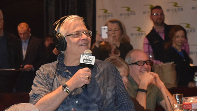 The Steve Dahl Show at Rivers Casino – November 20, 2016