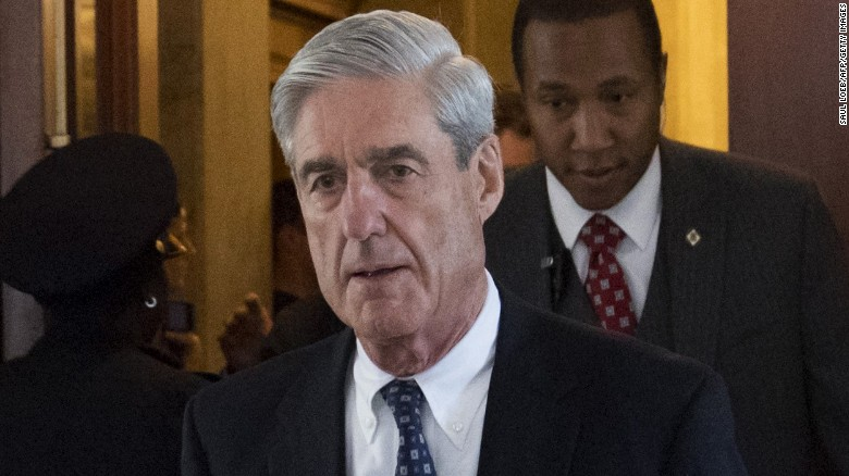 New poll: Mueller should try to end investigation before Election Day