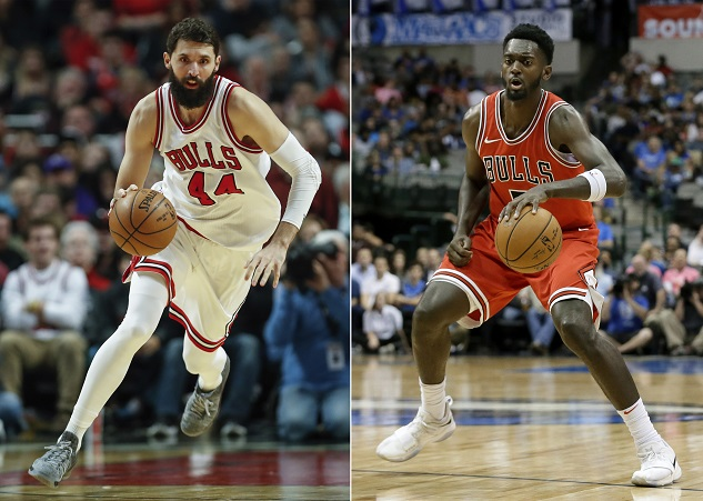Bulls Bobby Portis returns to lineup after punching teammate.