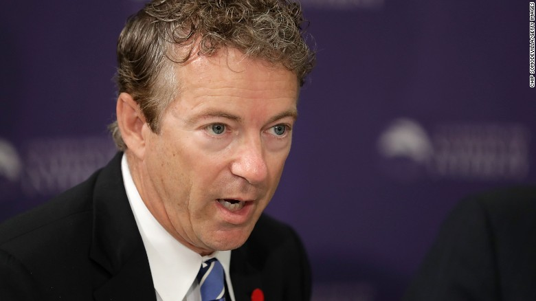Rand Paul on Russian election meddling: 'We all do it'