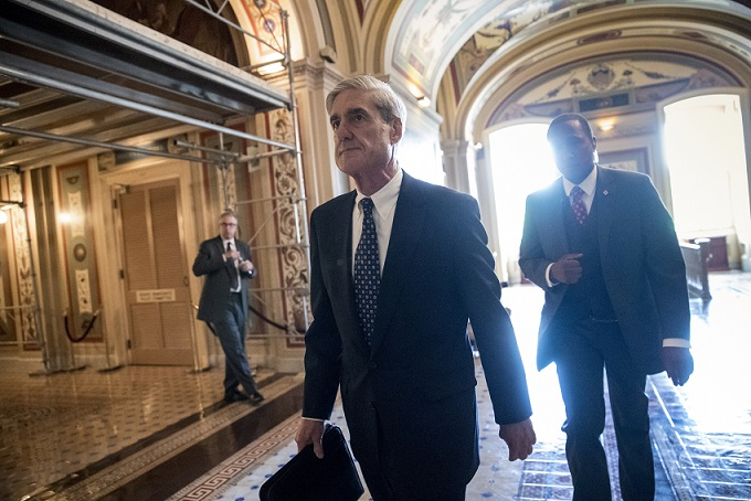 In 420-0 vote, House says Mueller report should be public