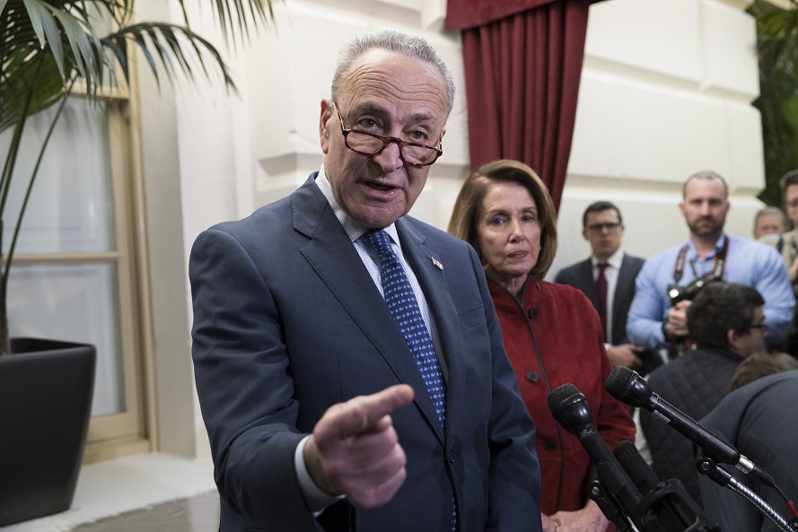 Democrats deliberately holding off meeting with Trump Supreme Court nominee