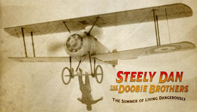 6/21/18 – Steely Dan and The Doobie Brothers