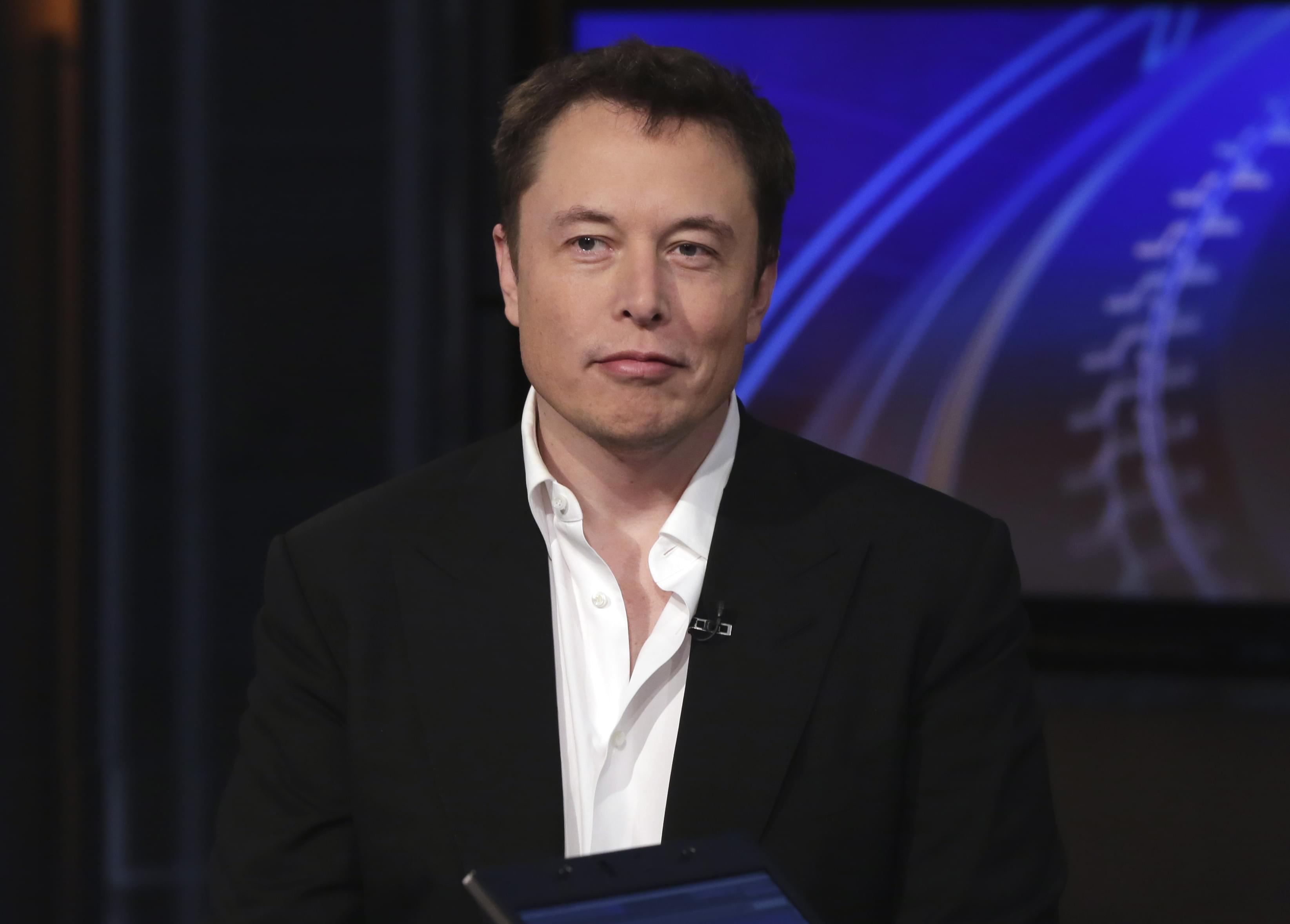 Musk: High speed transit tunnel travel safer than roads