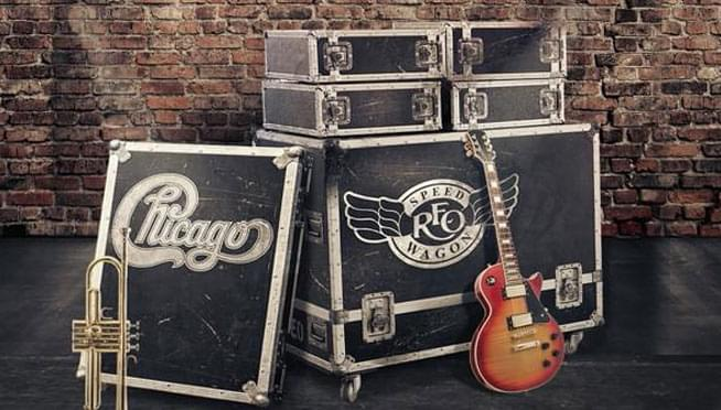 6/24/18 – Chicago and REO Speedwagon