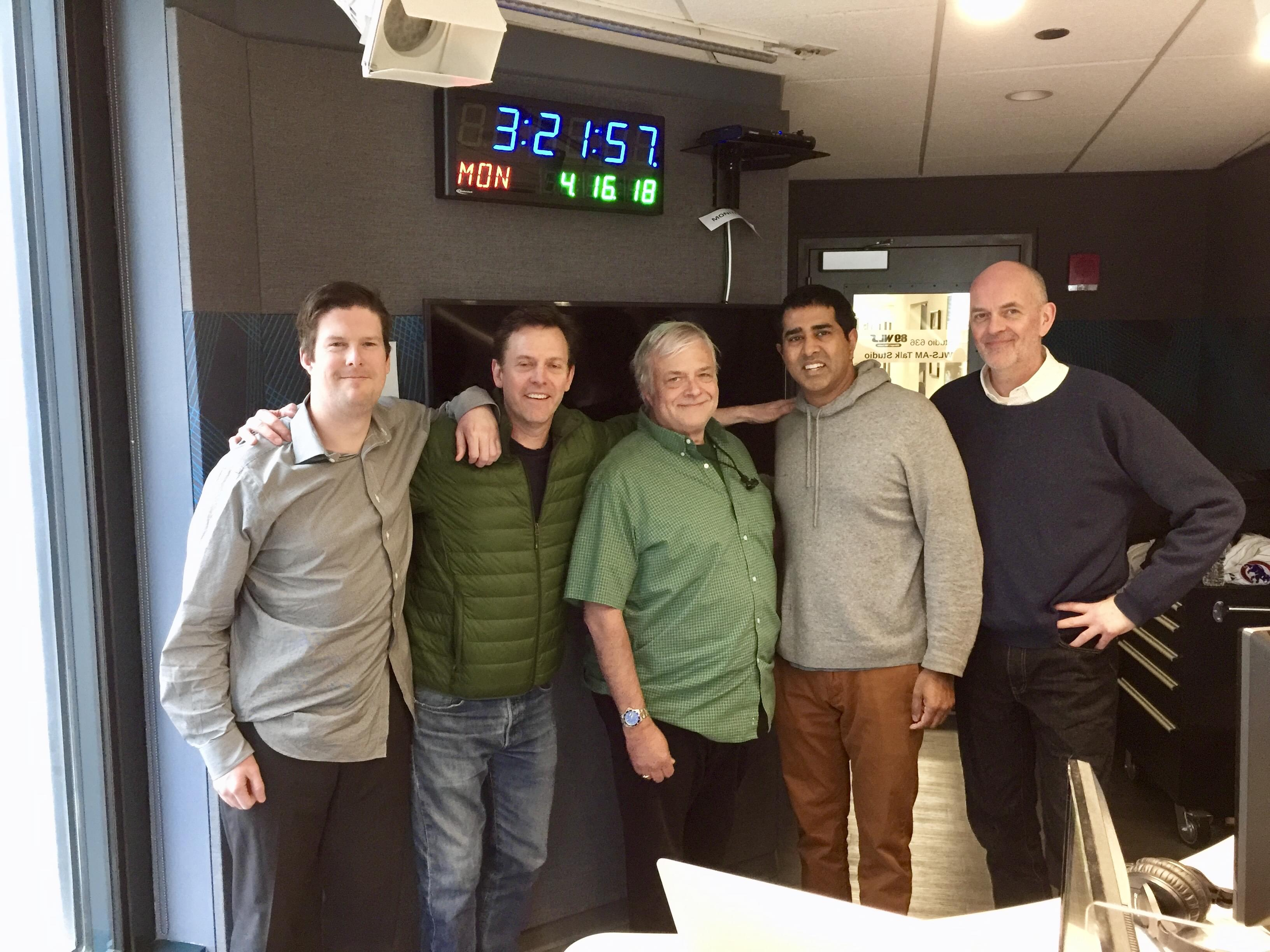 The Steve Dahl Show – Super Troopers 2 Interview