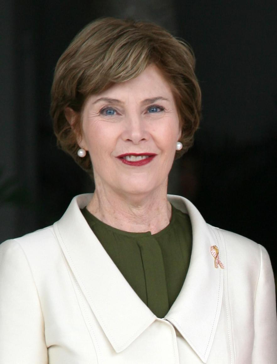 Laura Bush Blasts Trump's Zero-Tolerance Immigration Policy As 'Immoral'