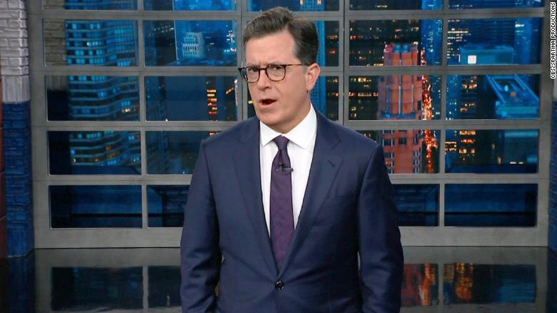 Late night blisters WH over family separations