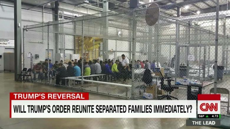 How quickly will separated families be reunited?