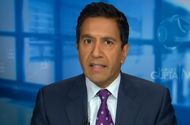 Dr. Sanjay Gupta: 'After all my years of reporting, this still haunts me'
