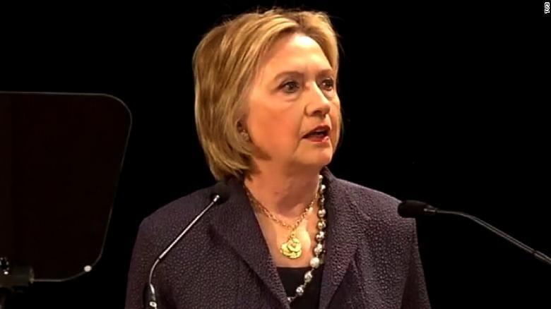 Clinton wants Kavanaugh case FBI investigation