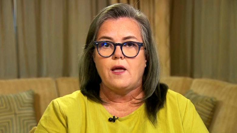 Rosie O'Donnell believes Trump 'is loathed in America'