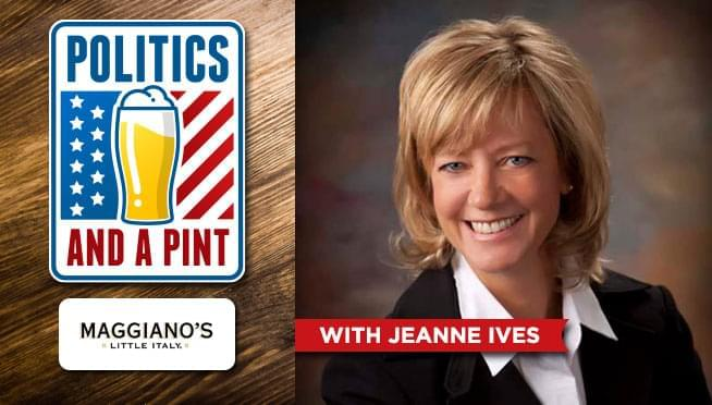 """Jeanne Ives – """"All the politicians want to do right now is kick the can down the road"""""""