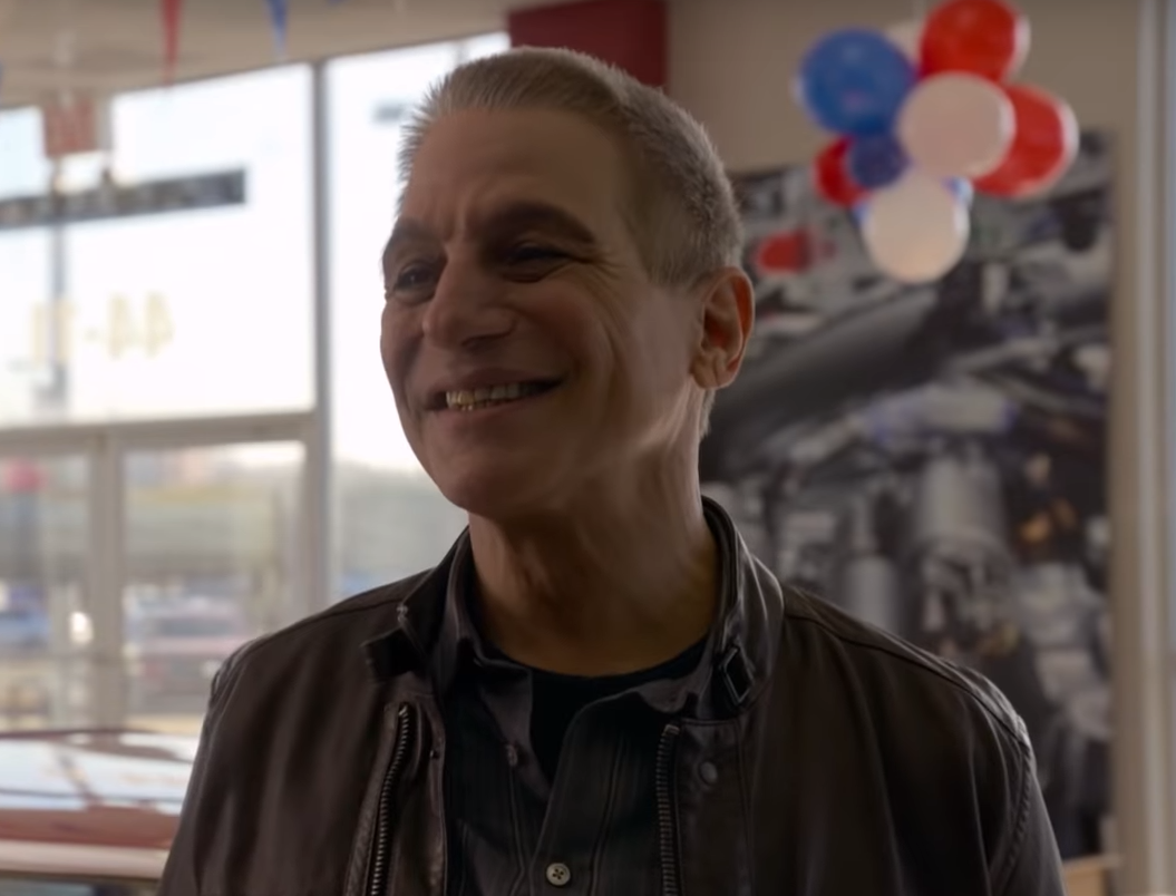"Tony Danza: ""The Good Cop"""