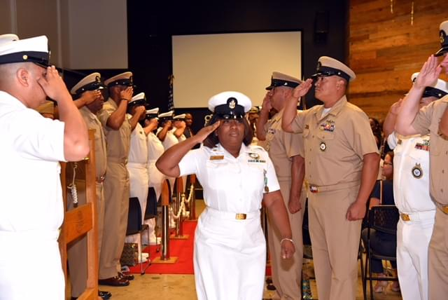 Chicagoan retires after 26 years of Naval service